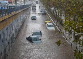 Μελέτη αντιπλημμυρικής προστασίας ολιστικού σχεδιασμού για τη Δυτική Αθήνα - Κεντρική Εικόνα