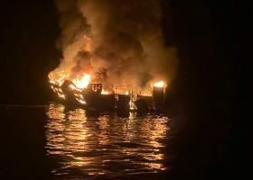 Tραγικός απολογισμός στην Καλιφόρνια με 25 νεκρούς και 9 αγνοούμενους στην πυρκαγιά σε τουριστικό σκάφος - Κεντρική Εικόνα