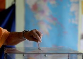 Τα υψηλότερα και τα χαμηλότερα ποσοστά των κομμάτων στις εκλογικές περιφέρειες - Κεντρική Εικόνα