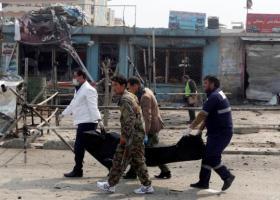 Αφγανιστάν: Μπαράζ εκρήξεων με 66 τραυματίες - Κεντρική Εικόνα