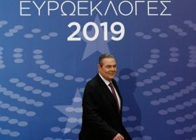 Καμμένος: Ο ΣΥΡΙΖΑ αυτοκτόνησε στις Πρέσπες - Κεντρική Εικόνα