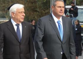 «Βέλη» Καμμένου κατά Προκόπη Παυλόπουλου για τις Πρέσπες - Κεντρική Εικόνα