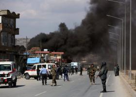 Ισχυρή έκρηξη και πυροβολισμοί στο κέντρο της Καμπούλ - Κεντρική Εικόνα