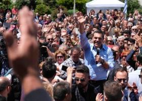Τσίπρας από Καρδίτσα: Η 26η Μαΐου, η αρχή για τη μεγάλη νικηφόρα πορεία - Κεντρική Εικόνα