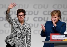 Καρενμπάουερ: Κανένα ενδεχόμενο συνεργασίας CDU-AfD - Κεντρική Εικόνα