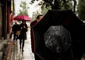 Ισχυρές καταιγίδες θα «χτυπήσουν» μετά το μεσημέρι την Αττική  - Κεντρική Εικόνα