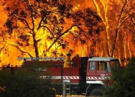 Τρεις φωτιές στον Ασπρόπυργο. Πολύ υψηλός κίνδυνος πυρκαγιών και αύριο σε Αττική-Εύβοια - Κεντρική Εικόνα