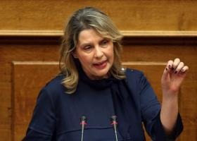 Κ. Παπακώστα: Ελλάδα και ΠΓΔΜ χρειάζεται να προσυπογράψουν «Ερμηνευτική Δήλωση» επί της Συμφωνίας των Πρεσπών - Κεντρική Εικόνα