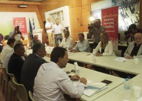 Νέες συναντήσεις της ΚΕΔΕ με πολιτικούς αρχηγούς - Κεντρική Εικόνα