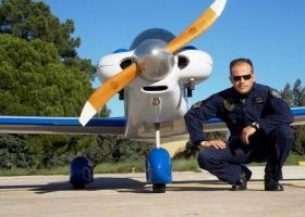 Μεσολόγγι: Ανελκύστηκε από το βυθό το μοιραίο αεροσκάφος (video) - Κεντρική Εικόνα