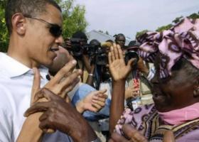 Στην Κένυα ο Μπαράκ Ομπάμα  - Κεντρική Εικόνα