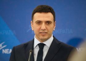 Κικίλιας: Η κυβέρνηση είναι συνένοχη με τους Ρουβίκωνες - Κεντρική Εικόνα