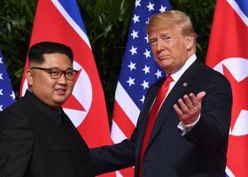 Δυσκολότερη η επανάληψη των διαπραγματεύσεων με τις ΗΠΑ κατά την Πιονγκγιάνγκ   - Κεντρική Εικόνα