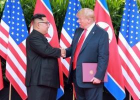 Β. Κορέα: Πρόσκληση Κιμ σε Τραμπ να επισκεφτεί την Πιονγκιάνγκ - Κεντρική Εικόνα