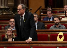 Το κοινοβούλιο της Καταλονίας εξέλεξε νέο πρόεδρο της περιφέρειας τον Κιμ Τόρα - Κεντρική Εικόνα