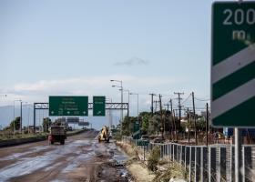 Σαρώνει όλη τη χώρα ο Γηρυόνης - Κλειστή η Εθνική Αθηνών-Κορίνθου στην Κινέτα (Photos/Video) - Κεντρική Εικόνα