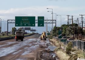 Ολυμπία Οδός: Στην κυκλοφορία το ρεύμα προς Αθήνα - Πότε θα ανοίξει το ρεύμα προς Πάτρα (Photos) - Κεντρική Εικόνα