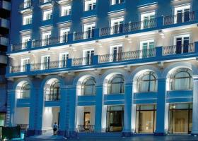 Tα δύο πιο εμβληματικά ξενοδοχεία στο Σύνταγμα ανακαινίζει ο όμιλος Λάμψα - Κεντρική Εικόνα