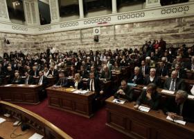 Η πρώτη κοινή συνεδρίαση ΔΗΣΥ - Ποταμιού - Εξαπέλυσε επίθεση στην κυβέρνηση (photos) - Κεντρική Εικόνα