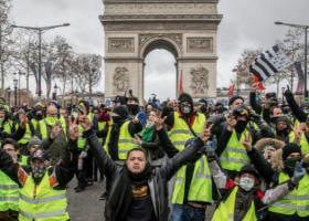 To 17o ραντεβού των Κίτρινων Γιλέκων στη Γαλλία - Κεντρική Εικόνα
