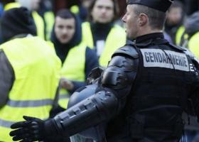 Παρίσι: Αύξηση εγκληματικότητας λόγω Κίτρινων Γιλέκων - Κεντρική Εικόνα