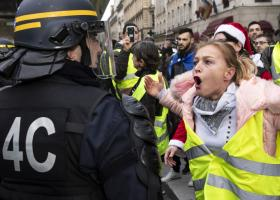 Γαλλία: Φοράς κίτρινο γιλέκο; Πρόστιμο 135 ευρώ! - Κεντρική Εικόνα