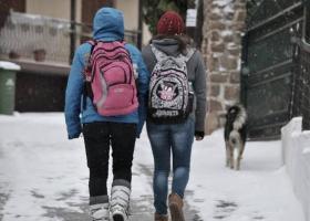 Κλειστά σχολεία σε πολλούς δήμους της Δυτικής Μακεδονίας - Κεντρική Εικόνα