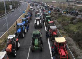 Την Τετάρτη στη Λάρισα οι κρίσιμες αποφάσεις για τις κινητοποιήσεις των αγροτών - Κεντρική Εικόνα