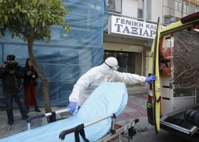 Στους 138 οι νεκροί - Πέθανε 84χρονος από την κλινική «Ταξιάρχαι» στο ΝΙΜΤΣ - Κεντρική Εικόνα