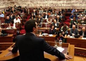 Ερώτηση βουλευτών ΣΥΡΙΖΑ για τον εξαναγκασμό εργαζομένων να επιστρέφουν μέρος του μισθού τους στους εργοδότες τους - Κεντρική Εικόνα