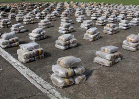 Κατάσχεση ποσότητας-ρεκόρ κοκαΐνης στην Ισπανία - Κεντρική Εικόνα