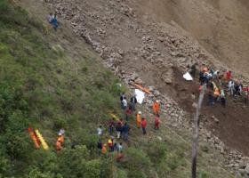 Κολομβία: Τουλάχιστον 13 νεκροί από πτώση λεωφορείου σε φαράγγι  - Κεντρική Εικόνα