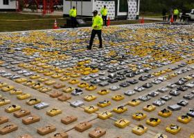 Η Κολομβία παραμένει στην 1η θέση στην παραγωγή κοκαΐνης στον πλανήτη - Κεντρική Εικόνα
