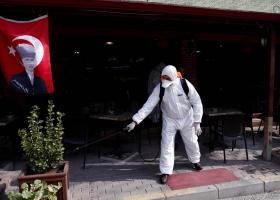 Kορωνοϊός: Μετά από 116 κράτη, η Τουρκία εντόπισε το πρώτο κρούσμα - Κεντρική Εικόνα