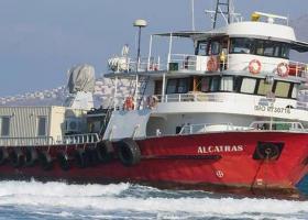 Οι καιρικές συνθήκες δεν επιτρέπουν την παροχή βοήθειας σε τουρκικό πλοίο που έχει προσαράξει κοντά στην Κω - Κεντρική Εικόνα