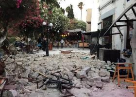 Στα 95 εκατ. ευρώ οι ζημιές από το σεισμό στην Κω - Κεντρική Εικόνα