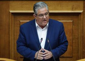Κουτσούμπας: Θα υπερασπιστούμε τα συμφέροντα του λαού με προτάσεις νόμου και τροπολογίες - Κεντρική Εικόνα