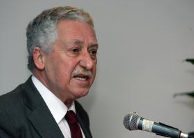 Εξηγήσεις Κουβέλη για την πρόταση ως υποψήφιου για Πρόεδρος της Δημοκρατίας - Κεντρική Εικόνα