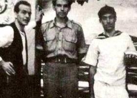 Η απίστευτη πρώτη συνάντηση Κούνδουρου-Βέγγου στην εξορία της Μακρονήσου - Κεντρική Εικόνα