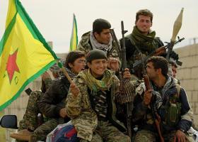 Η Ουάσινγκτον εξοπλίζει ακόμη τους Κούρδους της Συρίας - Κεντρική Εικόνα