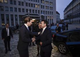 Σ. Κουρτς: Συγχαίρει Αθήνα και Σκόπια για την Συμφωνία των Πρεσπών - Κεντρική Εικόνα