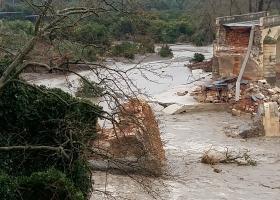 Κομισιόν: 12 εκατ. ευρώ στην Κρήτη για τις φυσικές καταστροφές - Κεντρική Εικόνα