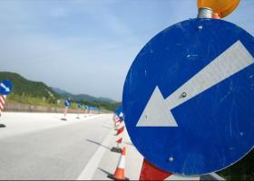 Κυκλοφοριακές ρυθμίσεις για δύο μήνες στην εθνική οδό Αθηνών-Θεσσαλονίκης  - Κεντρική Εικόνα