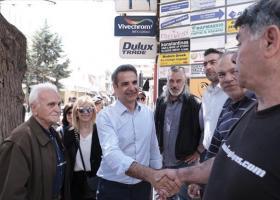 Κ. Μητσοτάκης. Η ΝΔ θα σταθεί δίπλα στις εξαγωγικές ελληνικές επιχειρήσεις - Κεντρική Εικόνα