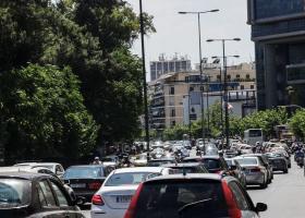 Ομαλοποιήθηκε η κυκλοφορία των οχημάτων στο οδικό δίκτυο της Αττικής - Κεντρική Εικόνα