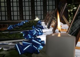 Παραδίδονται στους συγγενείς τα λείψανα Ελλήνων καταδρομέων που σκοτώθηκαν στην Κύπρο το 1974 - Κεντρική Εικόνα