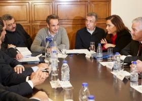 Προσωπική δέσμευση Κ. Μητσοτάκη: Ο διαγωνισμός για τον ΒΟΑΚ θα προκηρυχθεί το 2021 - Κεντρική Εικόνα
