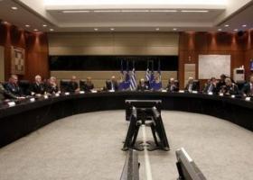 ΚΥΣΕΑ: Απόφαση για επτά άμεσα μέτρα για το μεταναστευτικό-προσφυγικό  - Κεντρική Εικόνα