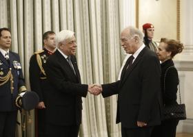Β. Λεβέντης προς ΠτΔ: Να μην παραδοθεί το όνομα Μακεδονία στα Σκόπια - Κεντρική Εικόνα