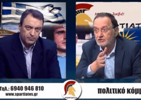 Σφοδρή κριτική στελέχους της ΛΑΕ στον Λαφαζάνη για την παρουσία του σε εθνικιστικό κανάλι - Κεντρική Εικόνα